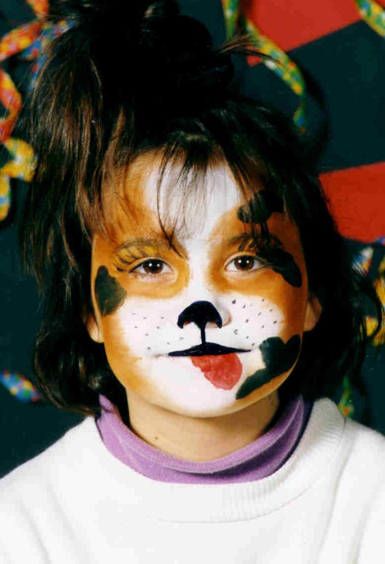 clown micky der freund aller kinder von 2 99 kinderschminken. Black Bedroom Furniture Sets. Home Design Ideas